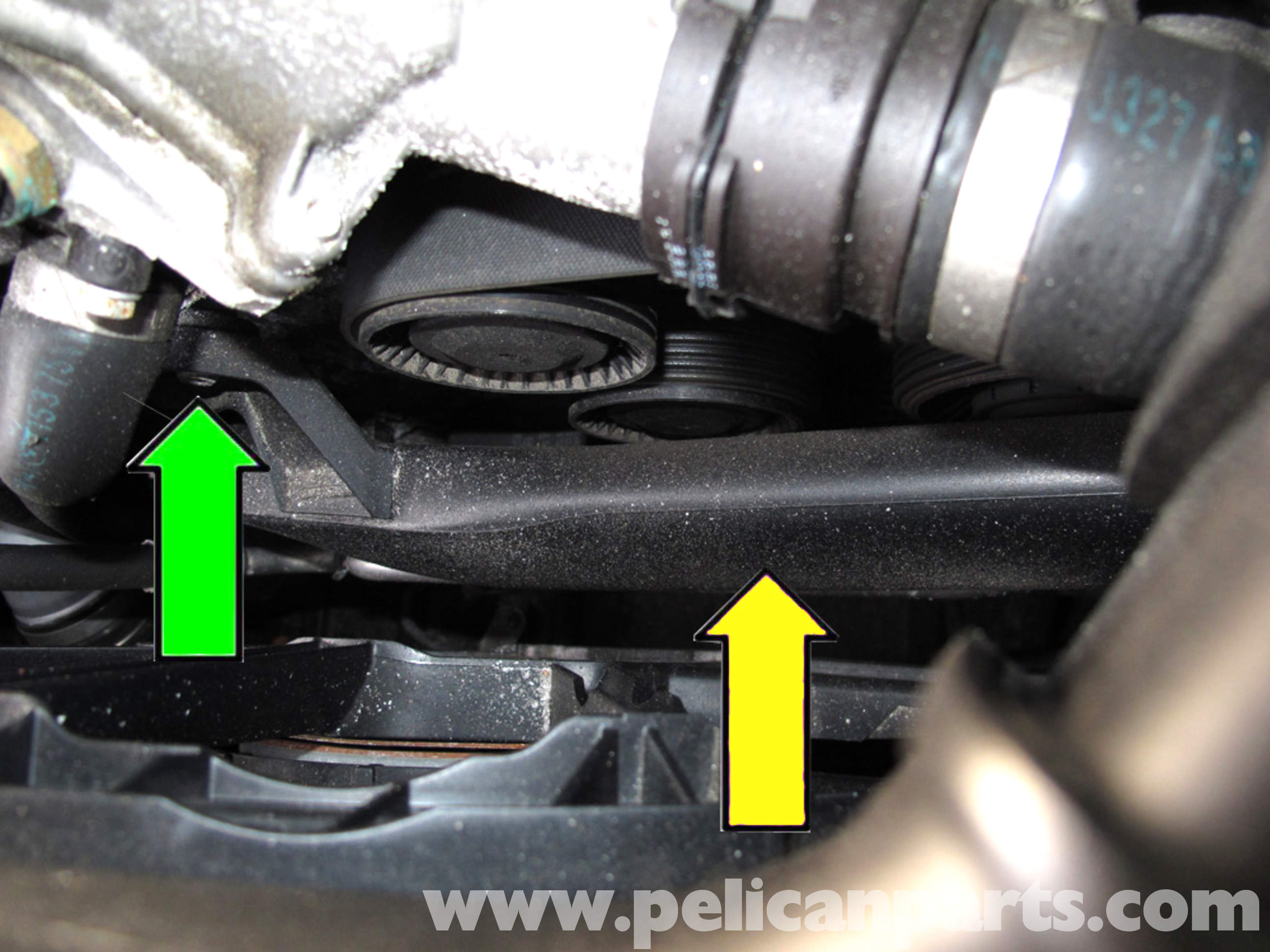 bmw e90 replacing your drive belt on your bmwreplacing your drive belt on your bmw
