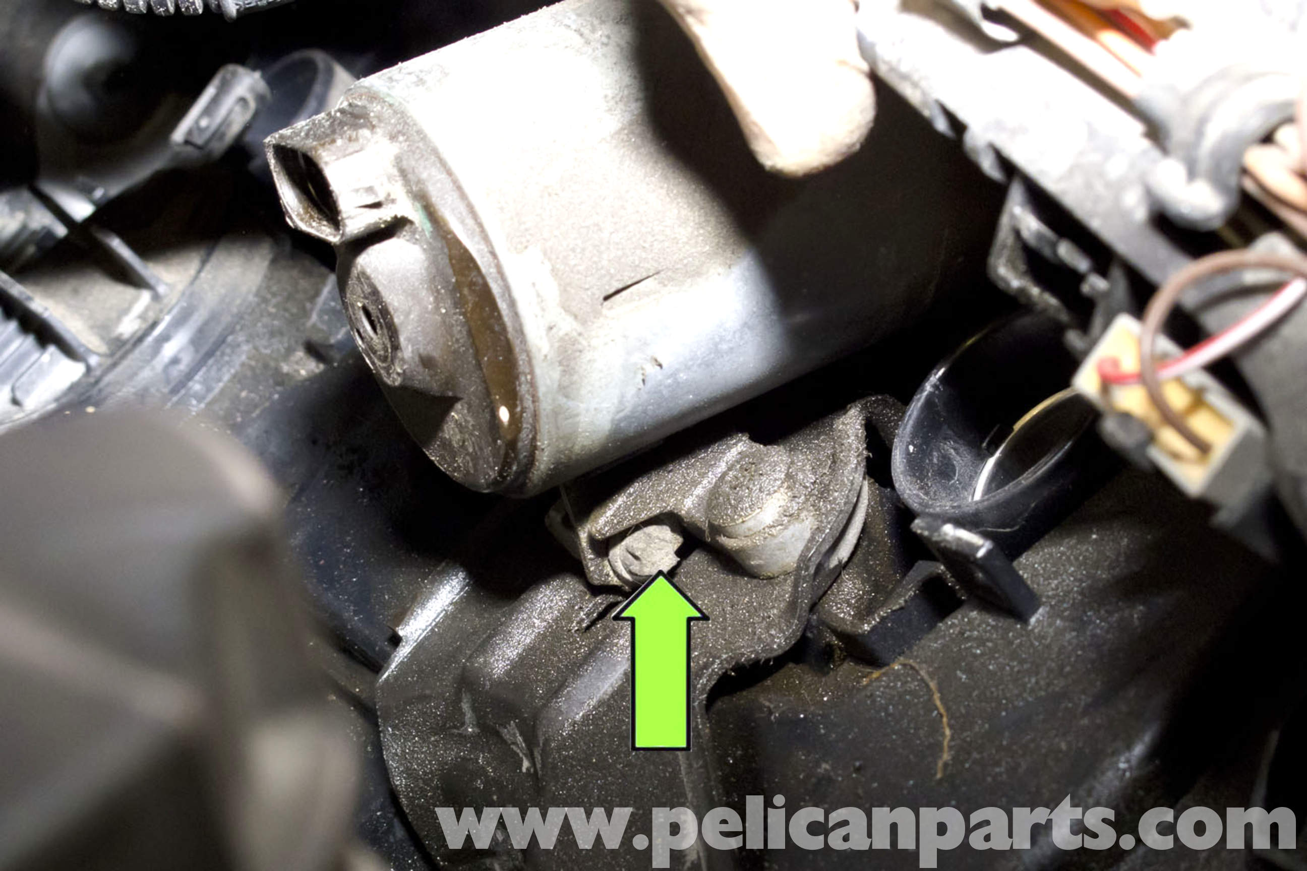 Bmw E90 Valvetronic Motor Replacement On Your Bmw