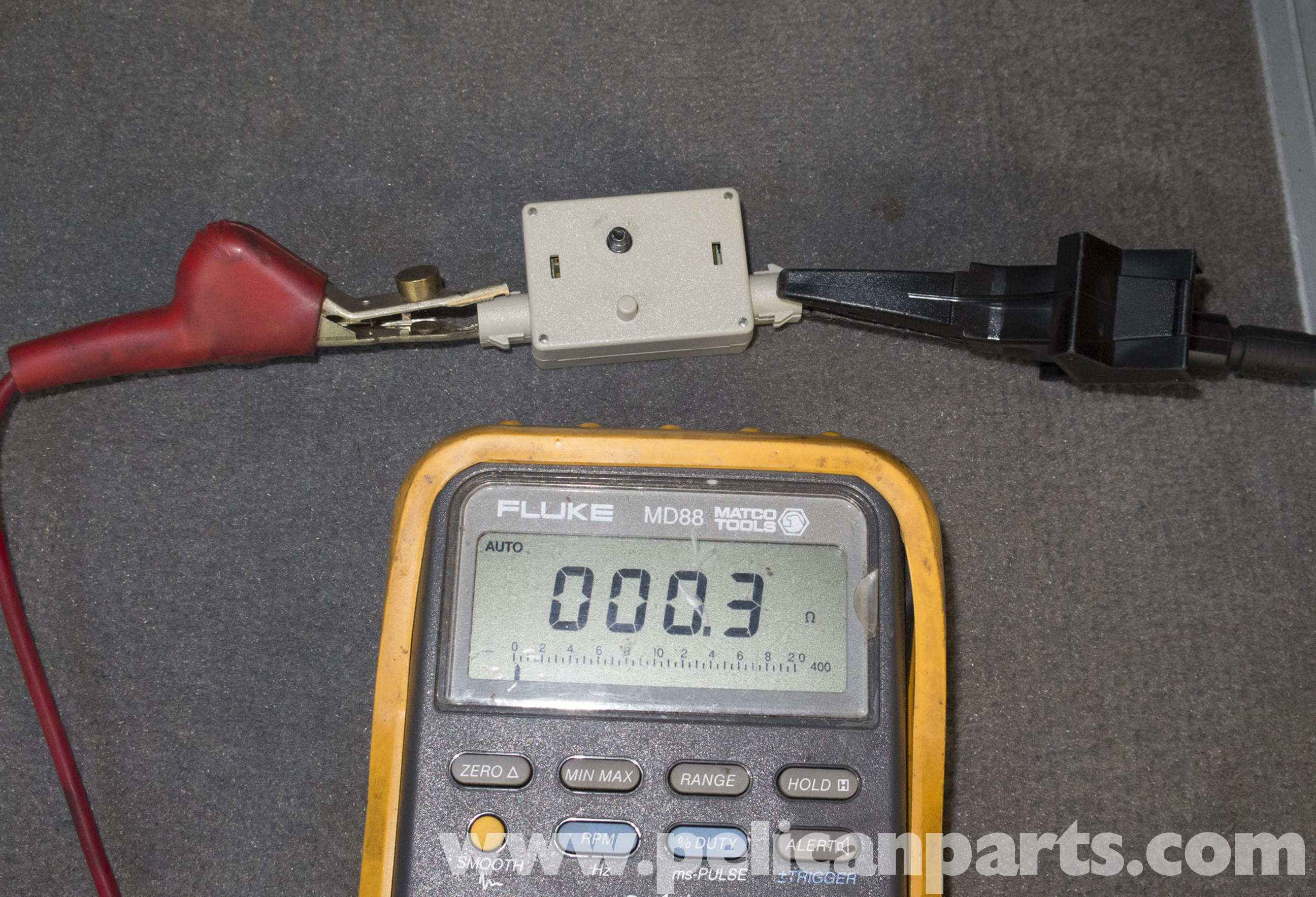BMW X Series Radio Antenna Testing And Replacement