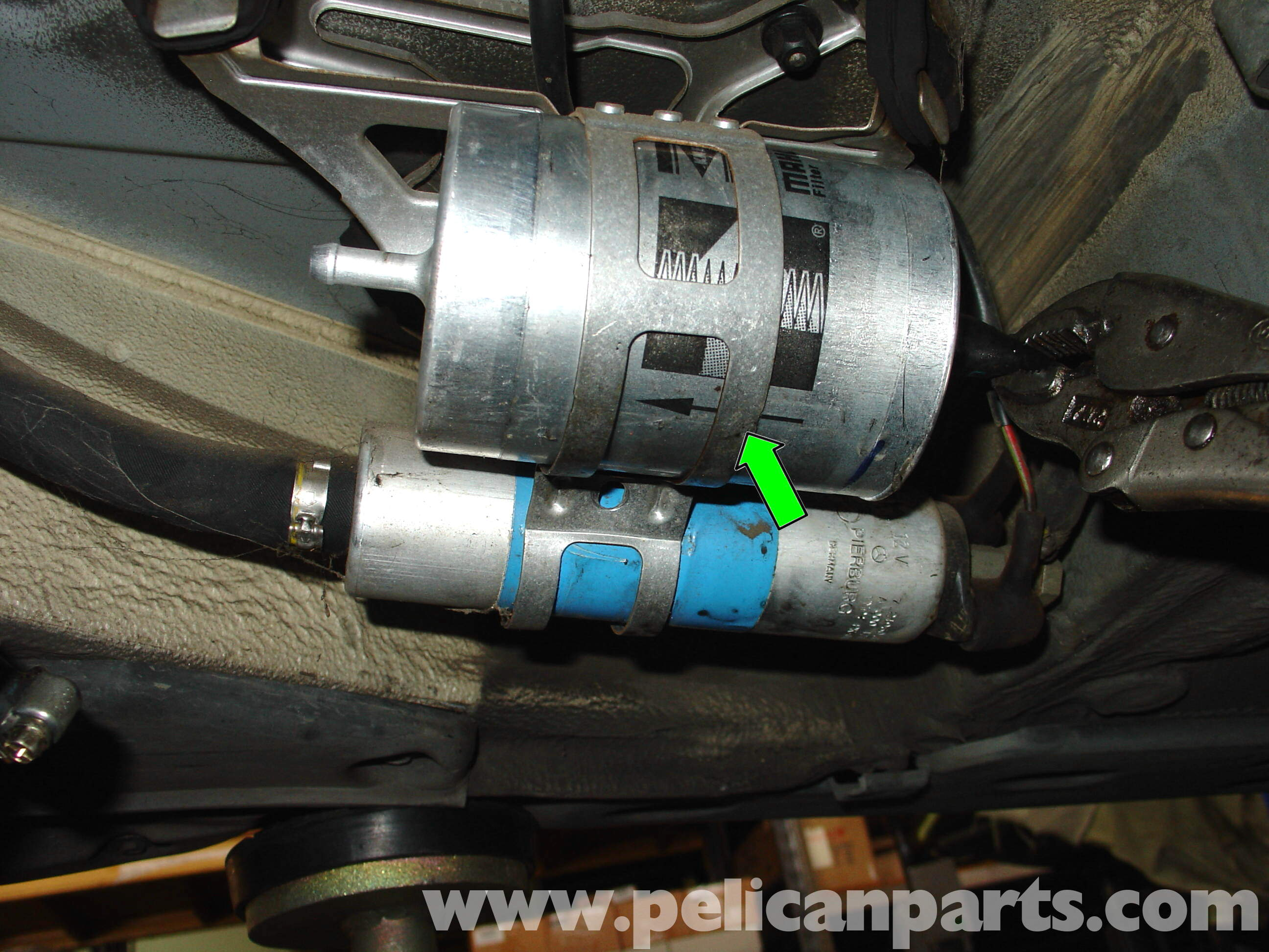 1999 Mercedes E320 Problems 1997 C280 Engine Diagram Benz Class E Fuel Filter Replacement 2592x1944