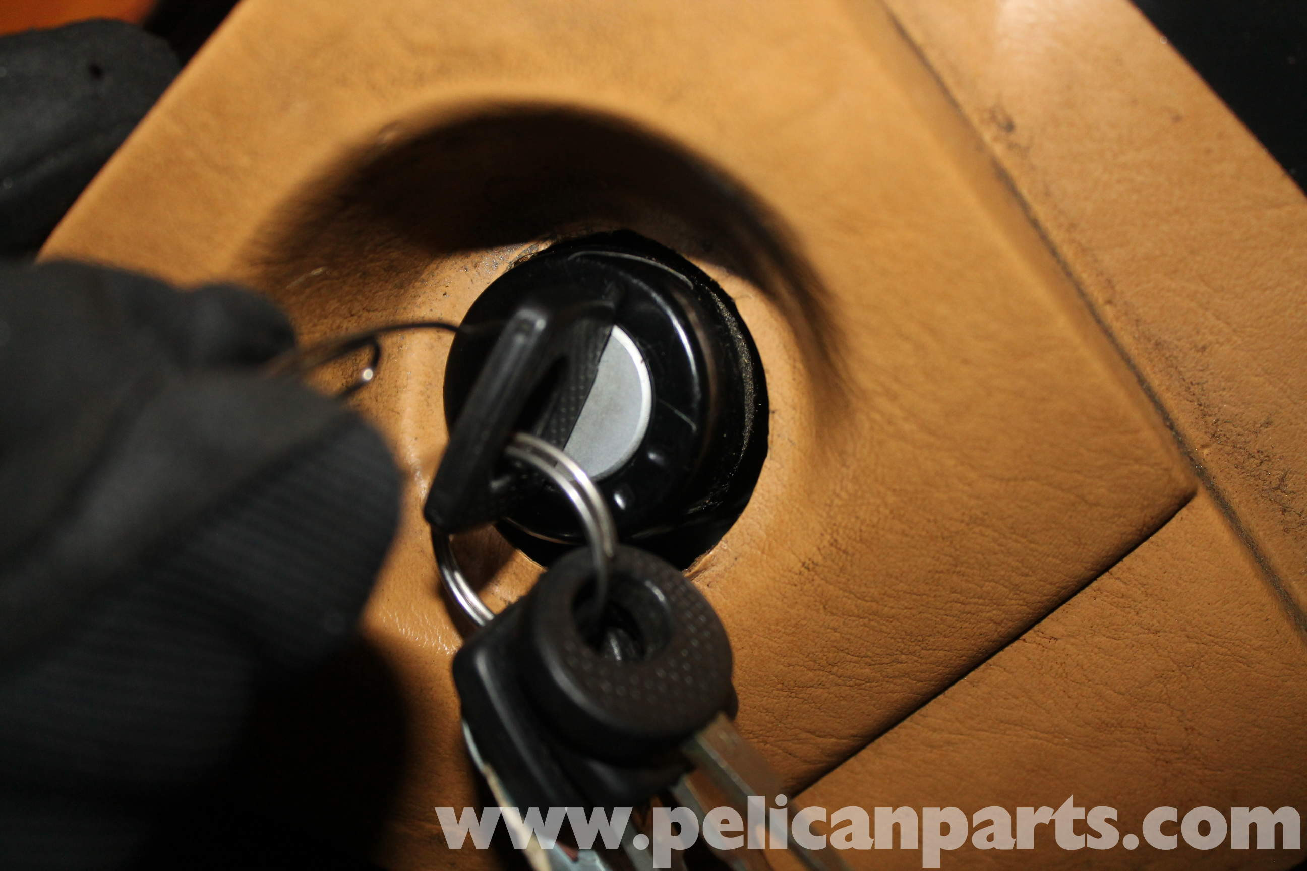 Mercedes Benz Sl Class Removal And Installation Of Ignition Switch