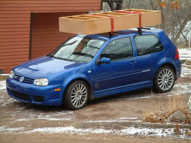Vw Mk4 The Official Roof Rack Info